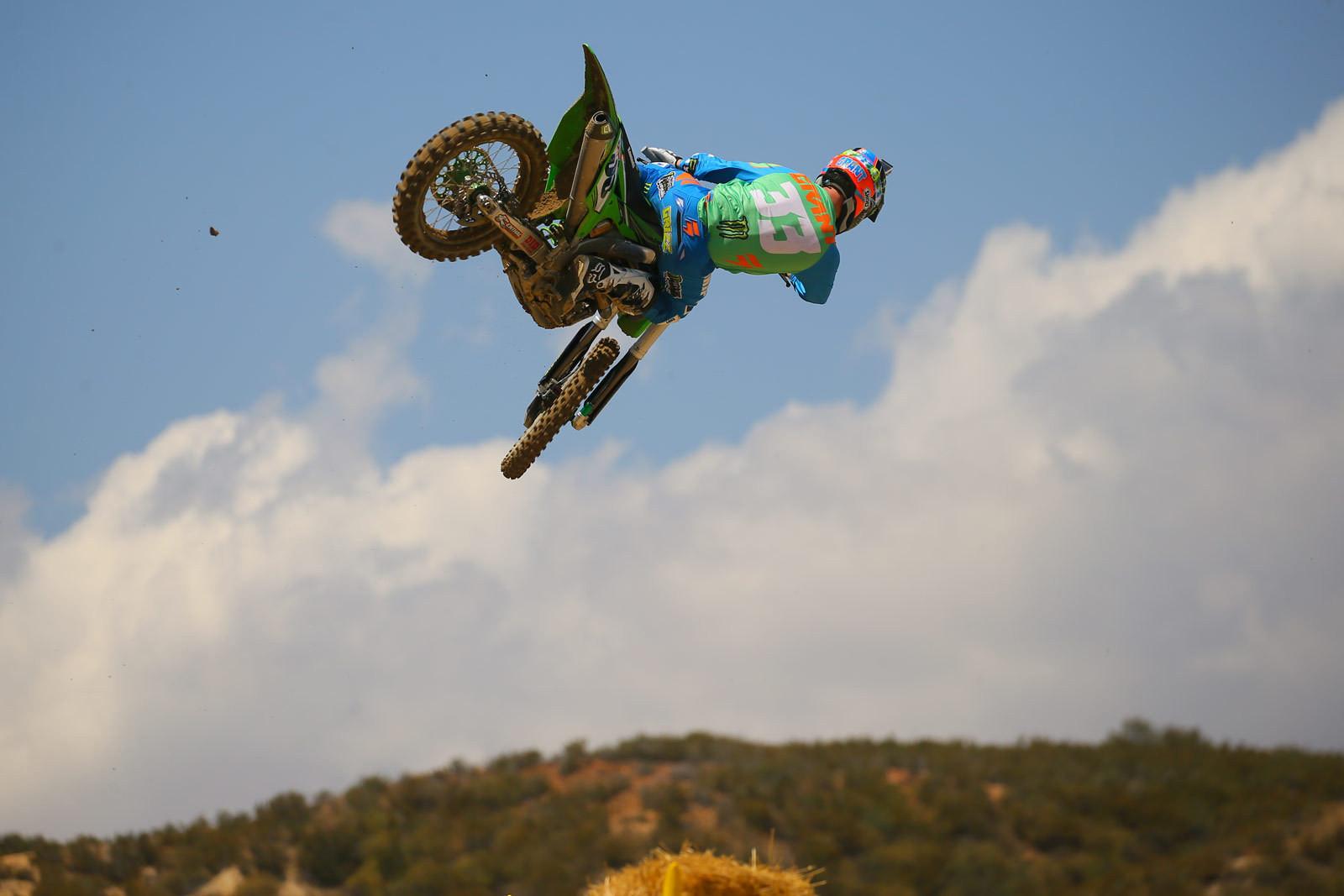 Style time! - Vital MX Pit Bits: Glen Helen - Motocross Pictures - Vital MX