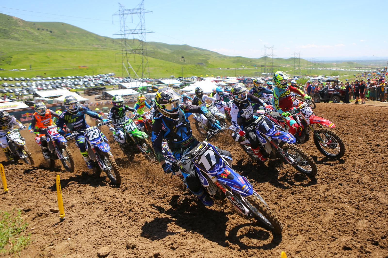 Photo Blast: Thunder Valley 250 Moto One Start - Photo Blast: Thunder Valley - Motocross Pictures - Vital MX