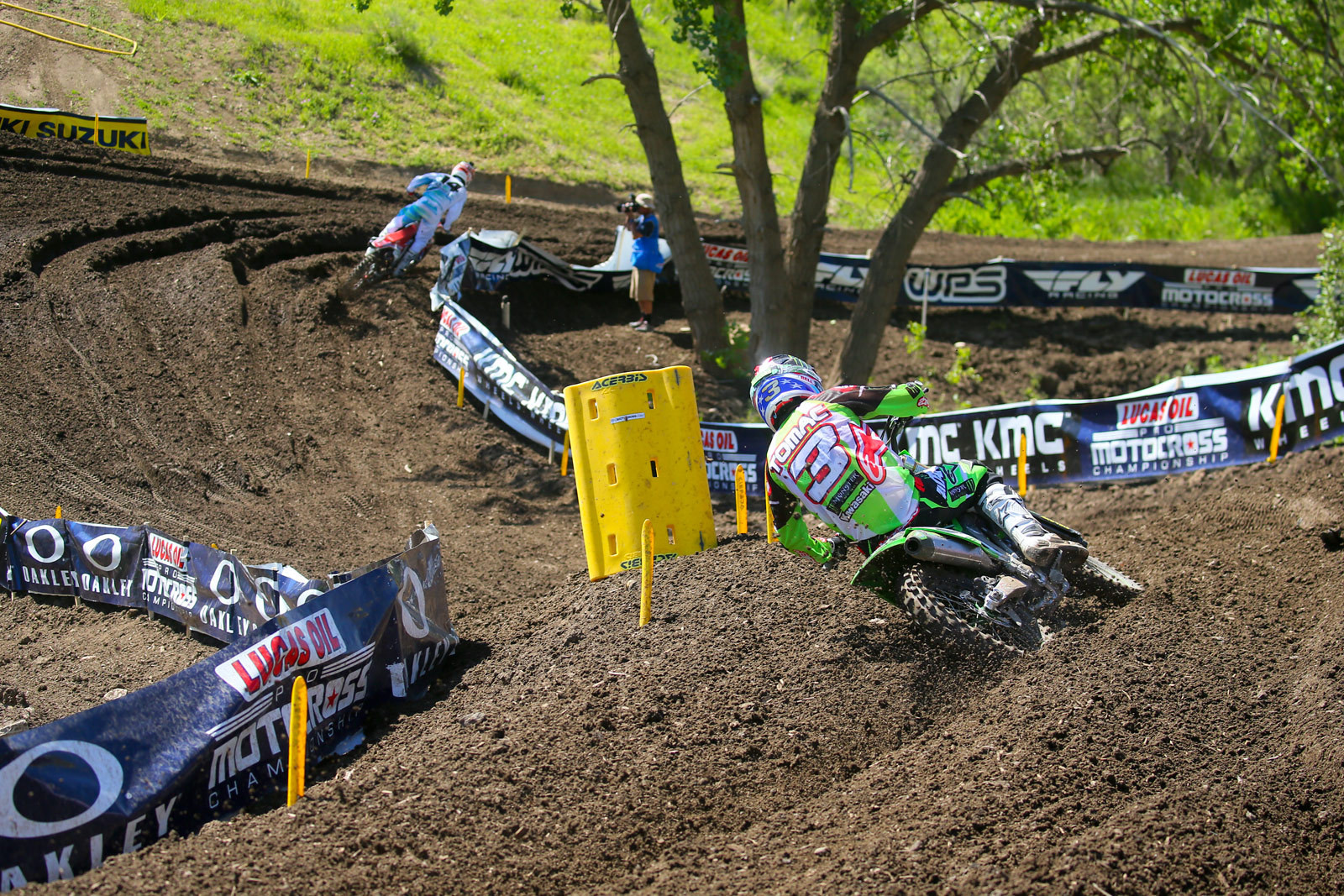 Cole Seely and Eli Tomac - Photo Blast: Thunder Valley - Motocross Pictures - Vital MX
