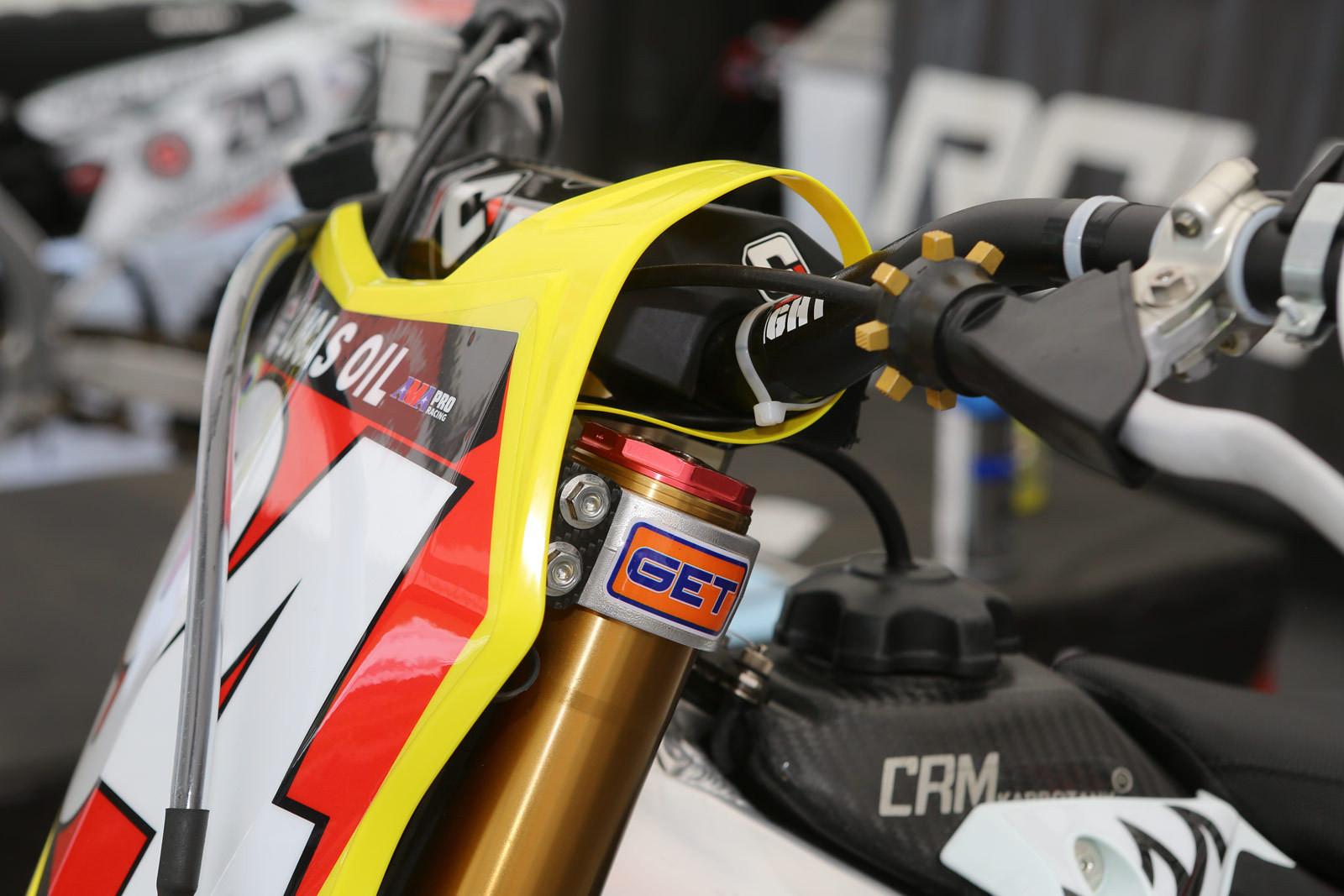 Ken Roczen - Vital MX Pit Bits: Thunder Valley - Motocross Pictures - Vital MX