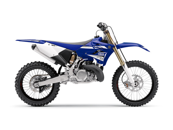 2017 Yamaha YZ250 - First Look: 2017 Yamaha Motocross and Off-Road