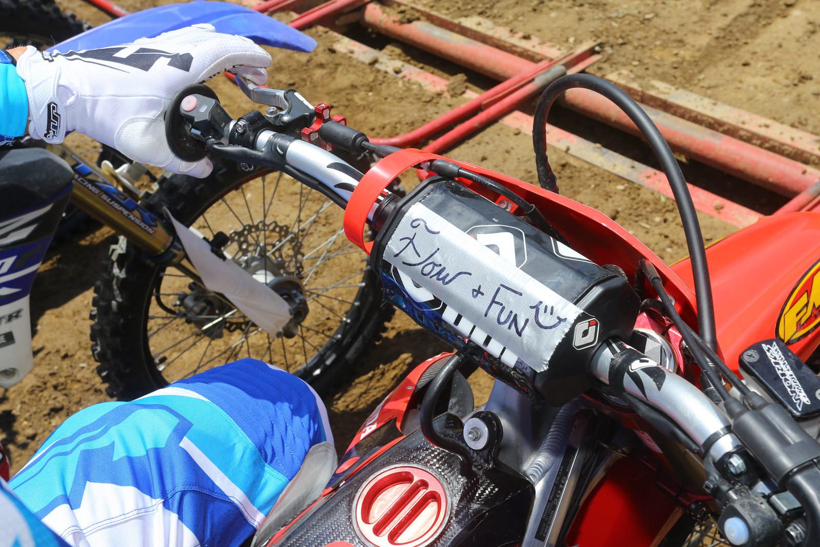 Fredrik Noren - Vital MX Pit Bits: High Point - Motocross Pictures - Vital MX