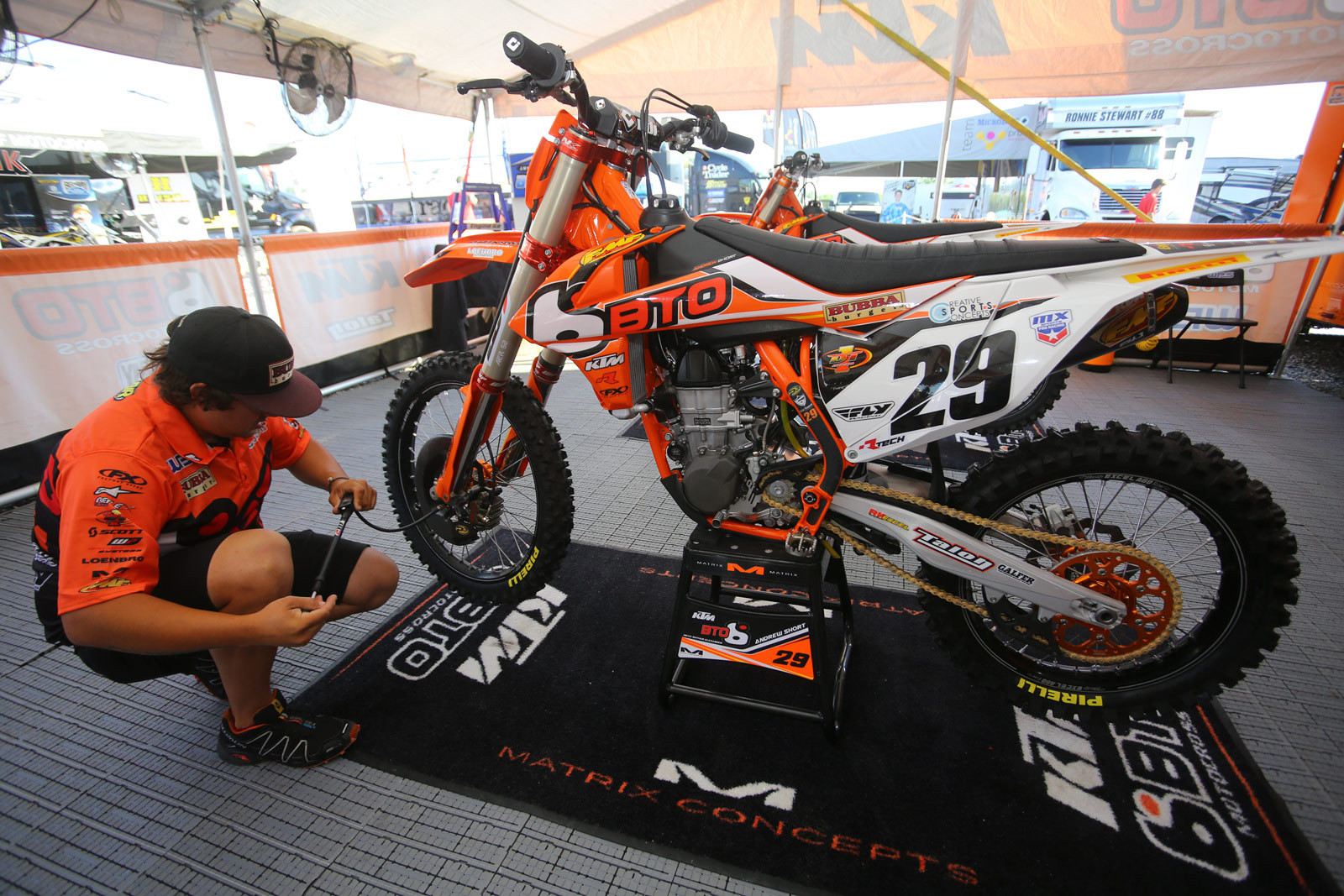 No loss - Vital MX Pit Bits: High Point - Motocross Pictures - Vital MX