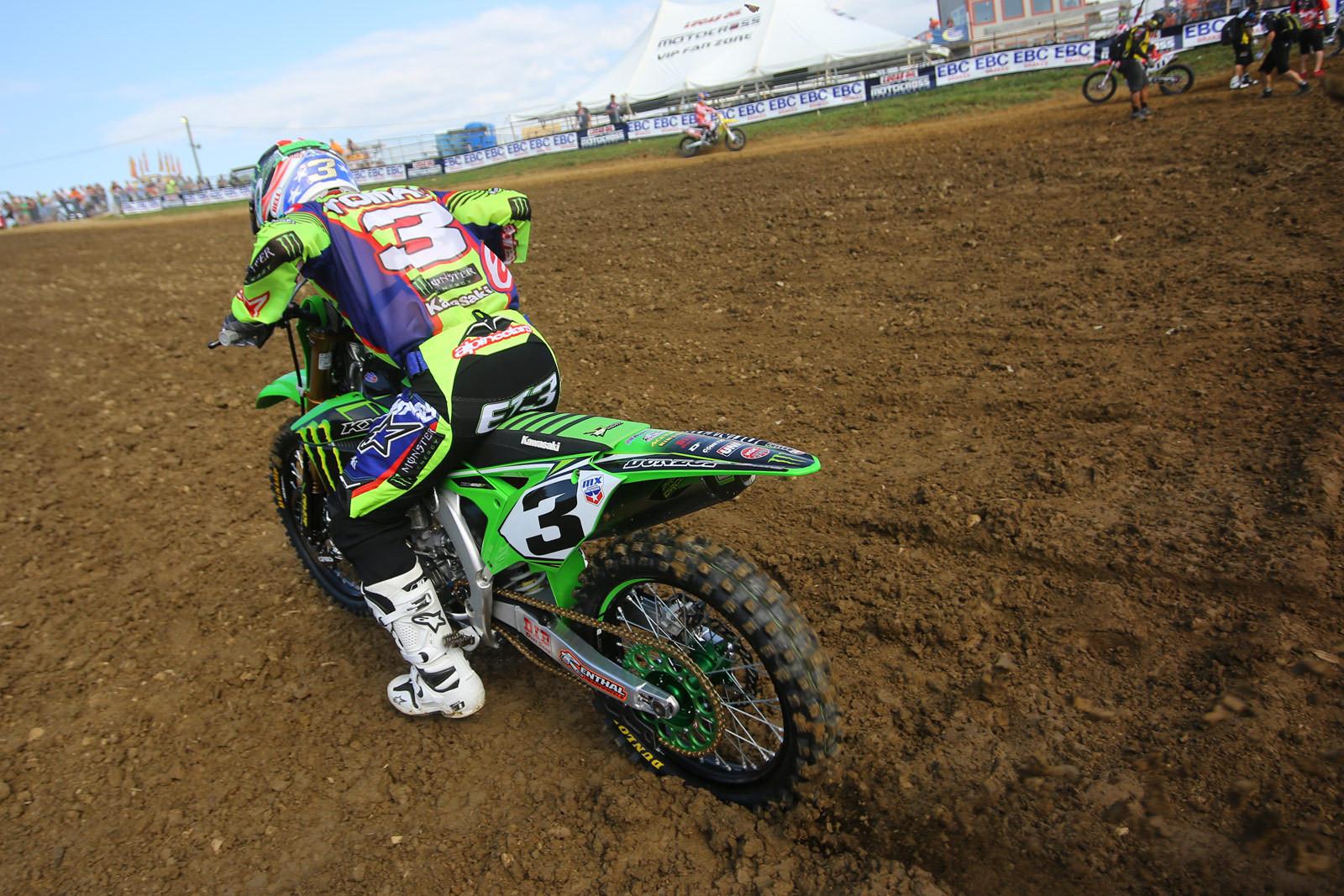Eli Tomac - Vital MX Pit Bits: High Point - Motocross Pictures - Vital MX