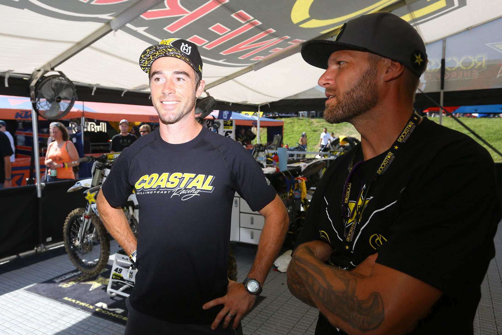 Ryan Sipes - Vital MX Pit Bits: High Point - Motocross Pictures - Vital MX