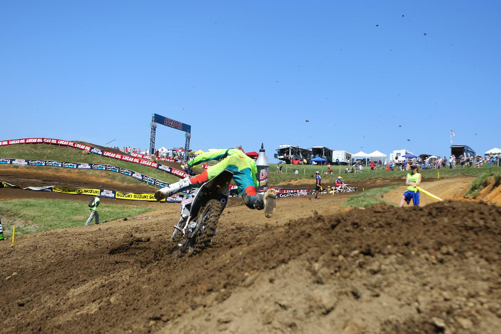 Gared Steinke - Vital MX Pit Bits: Muddy Creek - Motocross Pictures - Vital MX