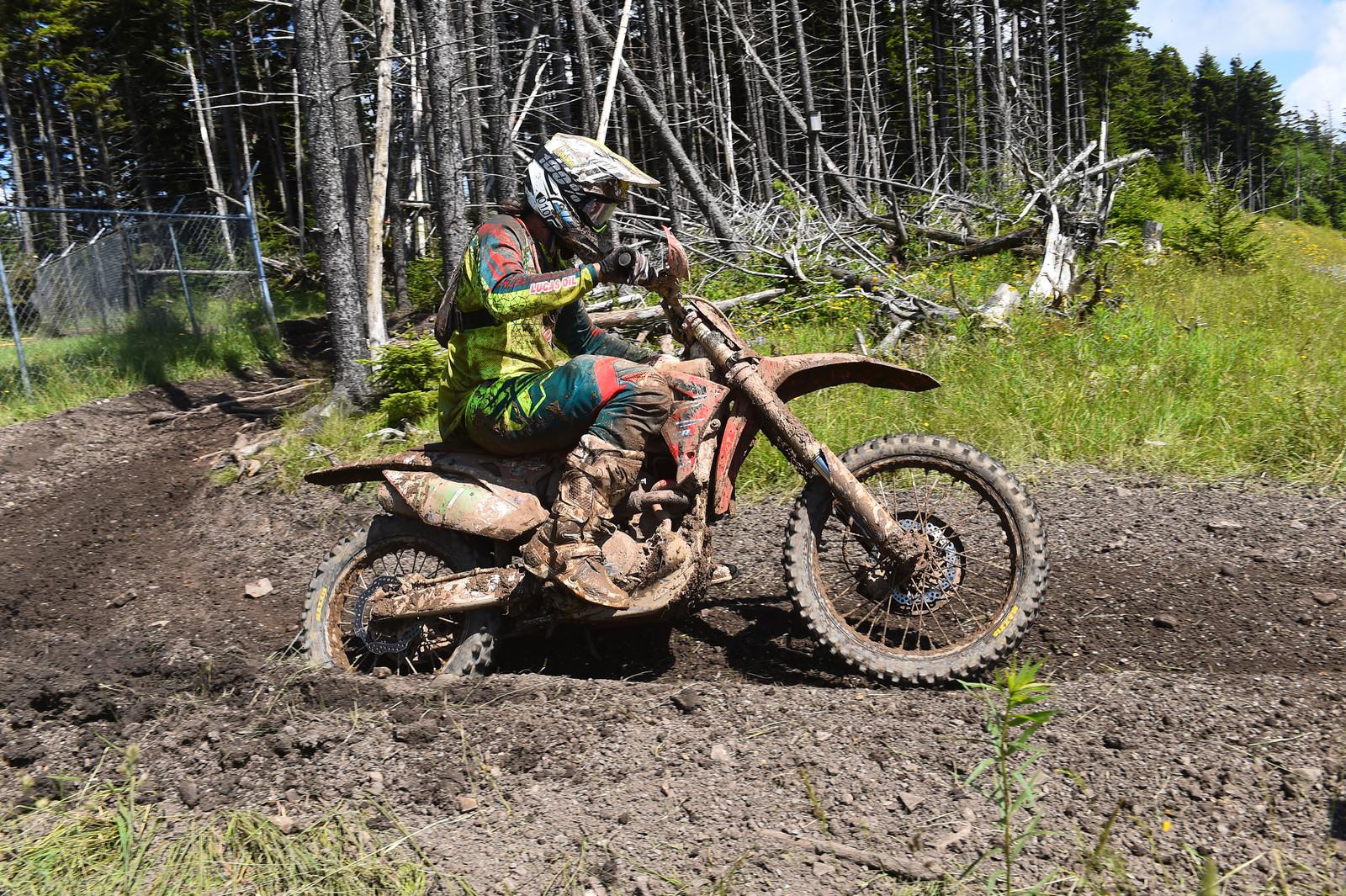Trevor Bollinger - Snowshoe GNCC - Motocross Pictures - Vital MX