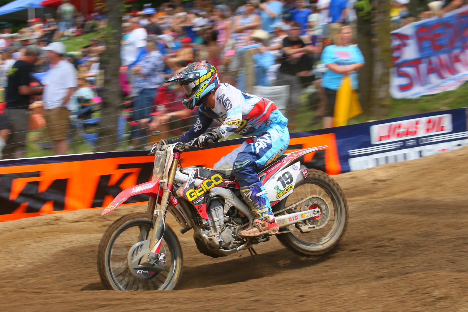 Justin Bogle - Photo Blast: RedBud - Motocross Pictures - Vital MX