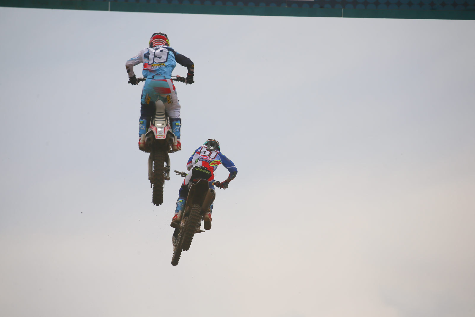 Justin Bogle and Justin Barcia - Photo Blast: RedBud - Motocross Pictures - Vital MX