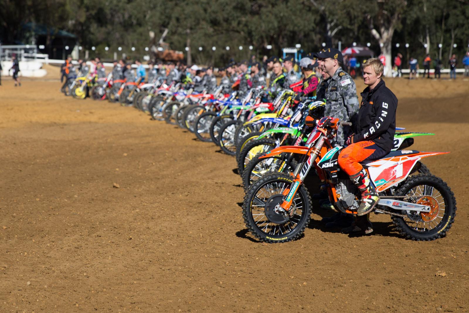 Nowra - Australian Motul MX Championships: Round 6, Nowra - Motocross Pictures - Vital MX