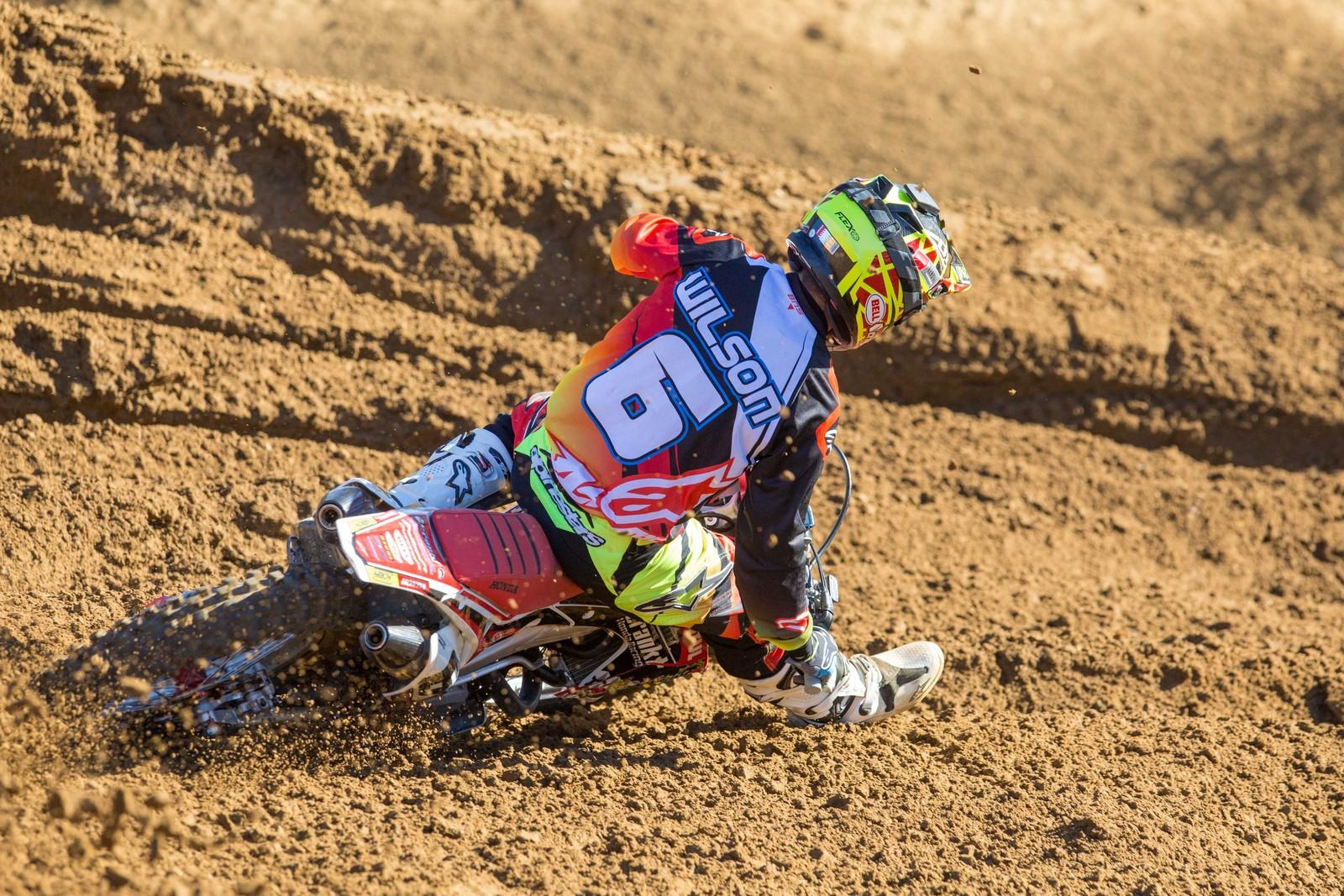 Jay Wilson - Australian Motul MX Championships: Round 6, Nowra - Motocross Pictures - Vital MX