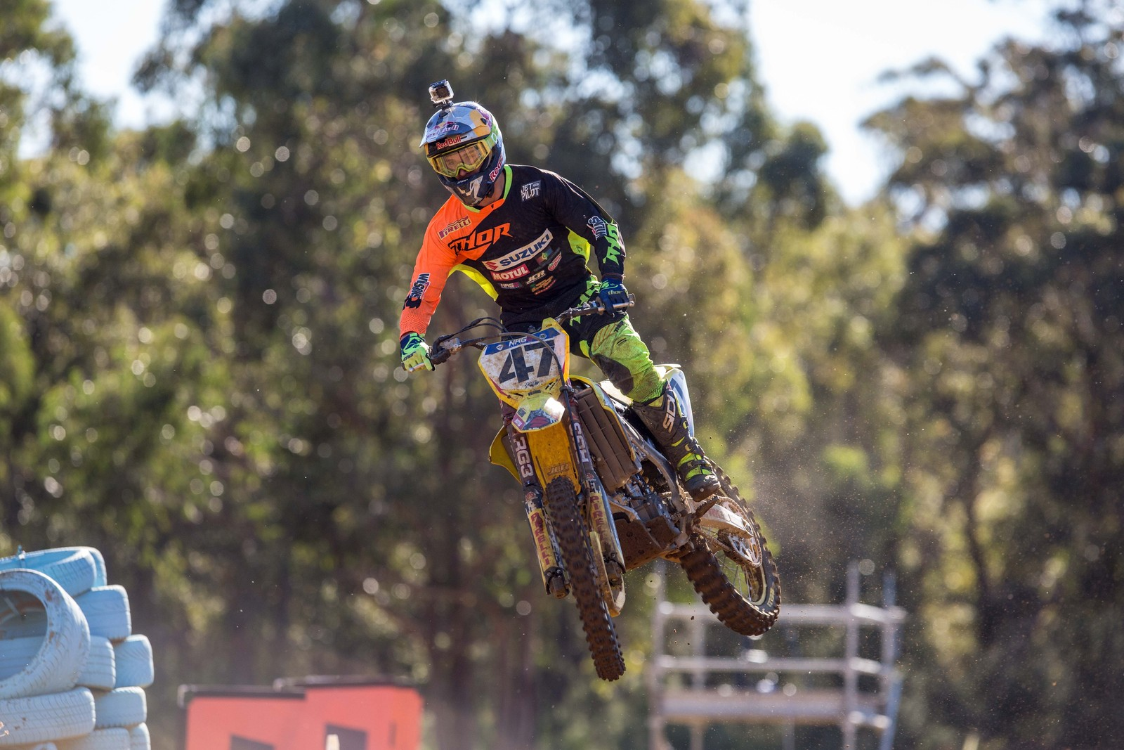 Todd Waters - Australian Motul MX Championships: Round 6, Nowra - Motocross Pictures - Vital MX