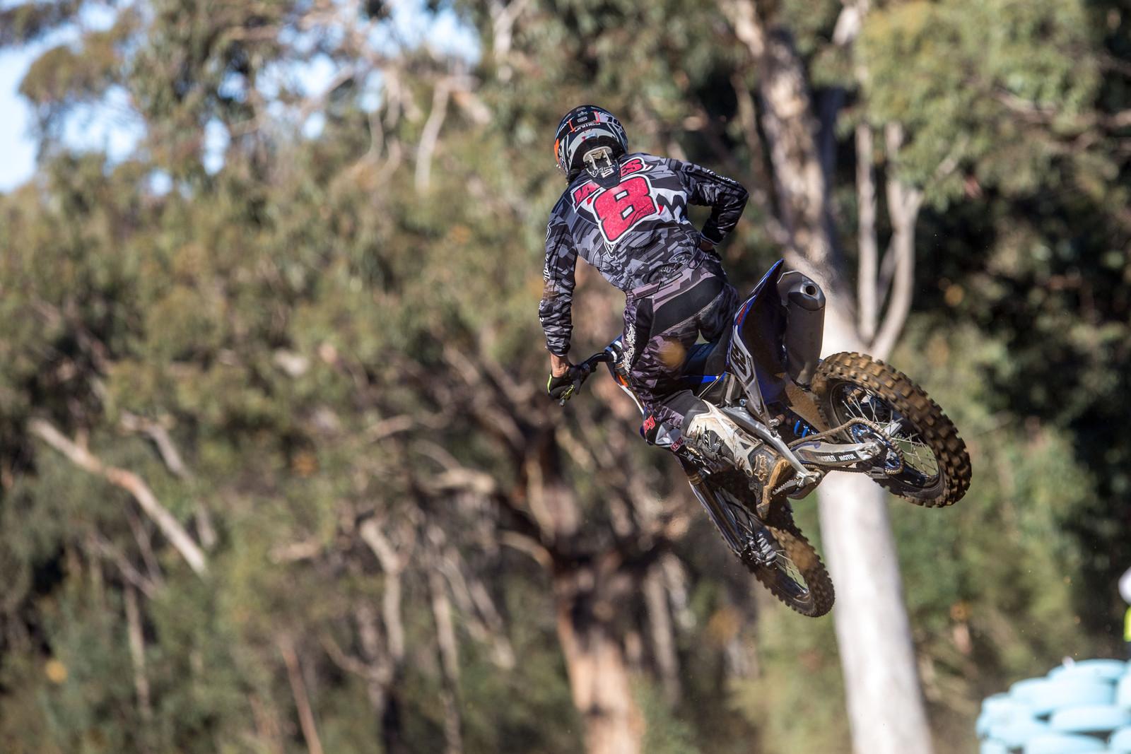 Corey James - Australian Motul MX Championships: Round 6, Nowra - Motocross Pictures - Vital MX