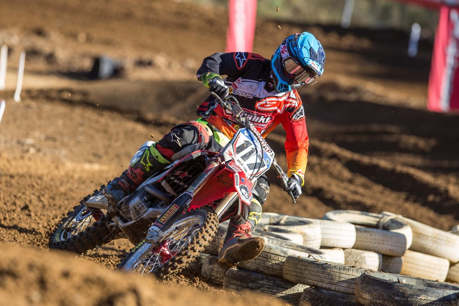 Dylan Long - Australian Motul MX Championships: Round 6, Nowra - Motocross Pictures - Vital MX