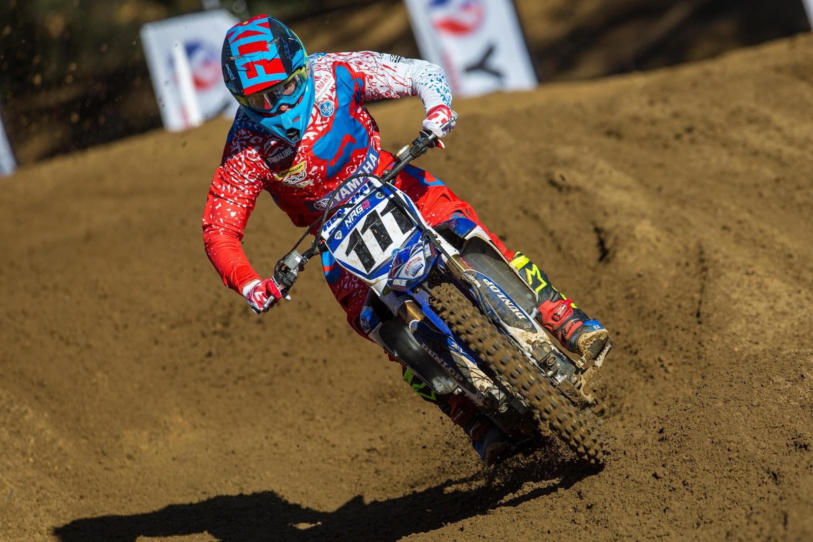 Dean Ferris - Australian Motul MX Championships: Round 6, Nowra - Motocross Pictures - Vital MX