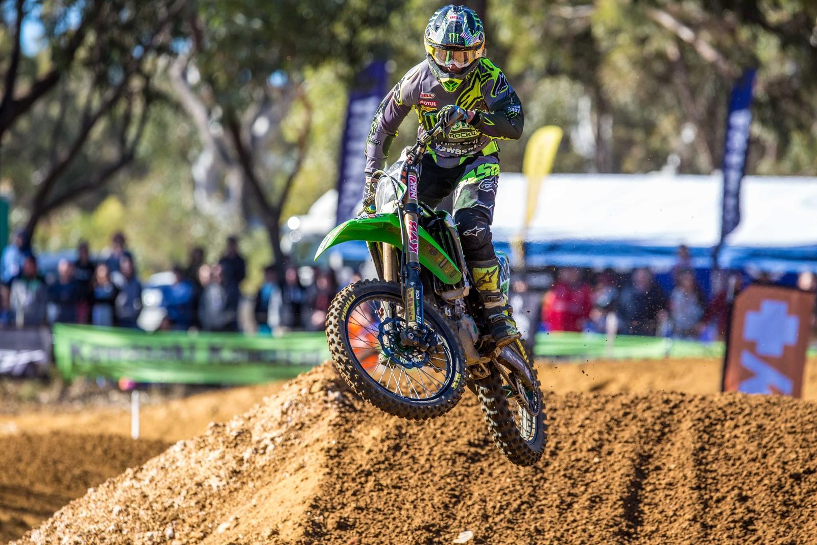 Matt Moss - Australian Motul MX Championships: Round 6, Nowra - Motocross Pictures - Vital MX