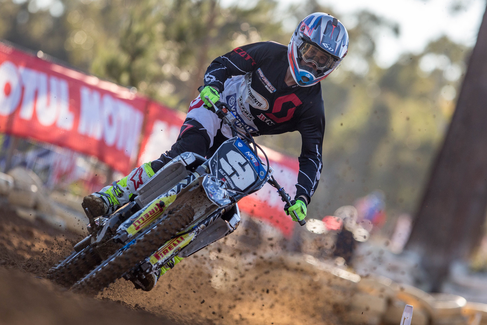 Kale Makeham - Australian Motul MX Championships: Round 6, Nowra - Motocross Pictures - Vital MX
