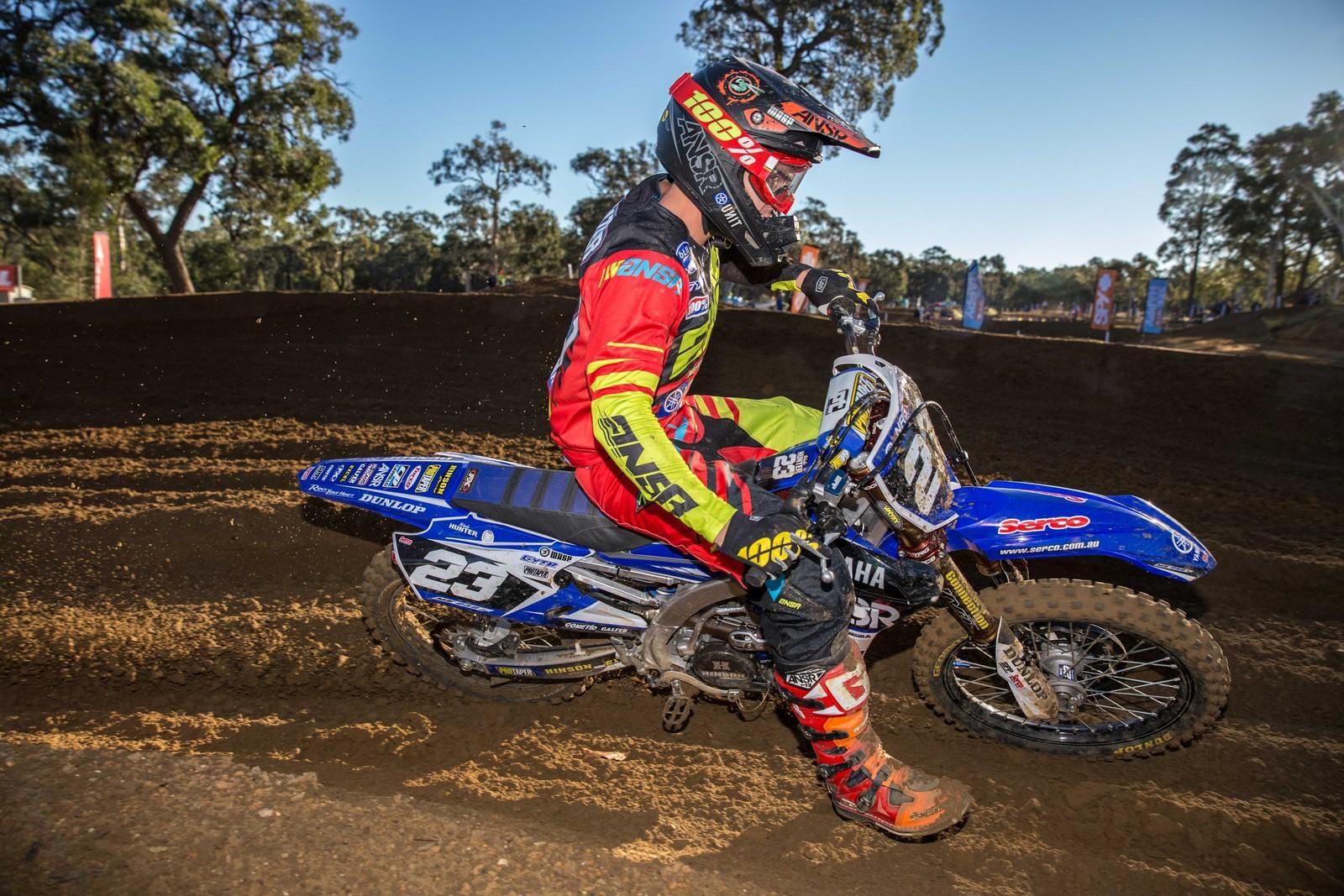 Wade Hunter - Australian Motul MX Championships: Round 6, Nowra - Motocross Pictures - Vital MX