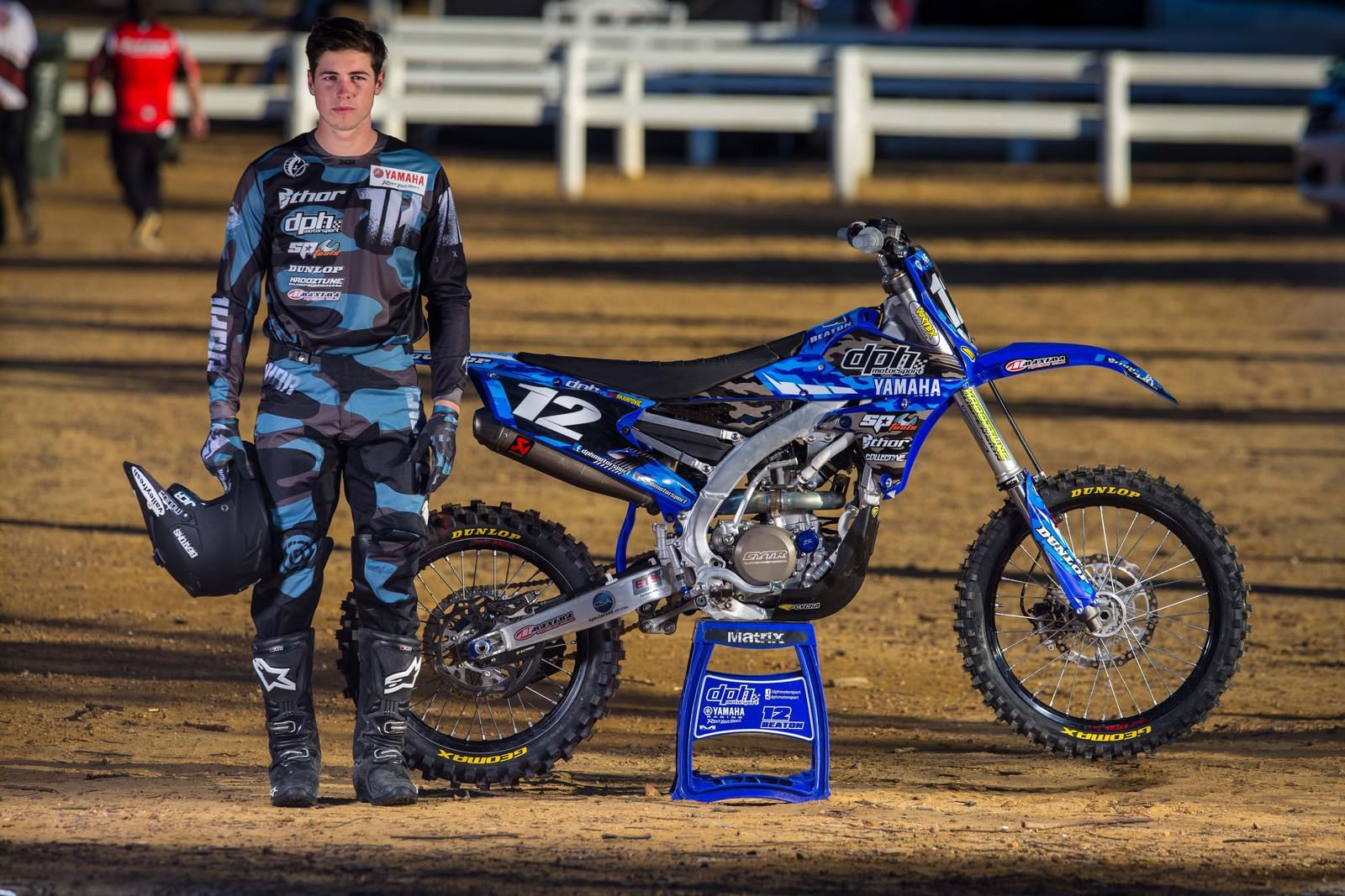 Jed Beaton - Australian Motul MX Championships: Round 6, Nowra - Motocross Pictures - Vital MX