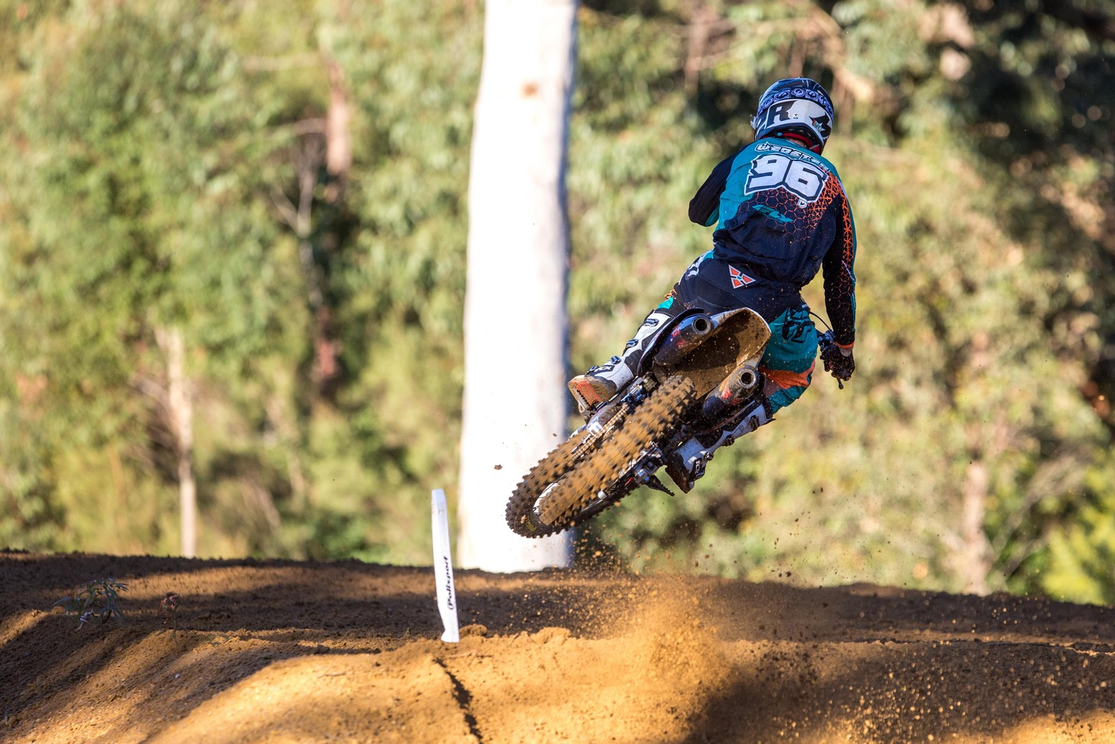 Kyle Webster - Australian Motul MX Championships: Round 6, Nowra - Motocross Pictures - Vital MX