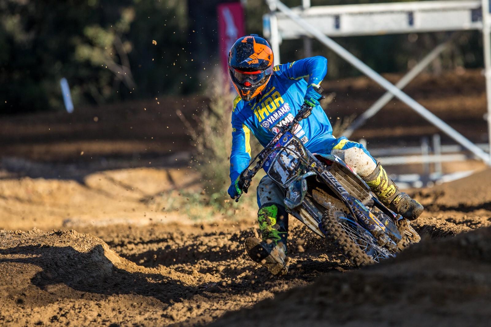 Aaron Tanti - Australian Motul MX Championships: Round 6, Nowra - Motocross Pictures - Vital MX