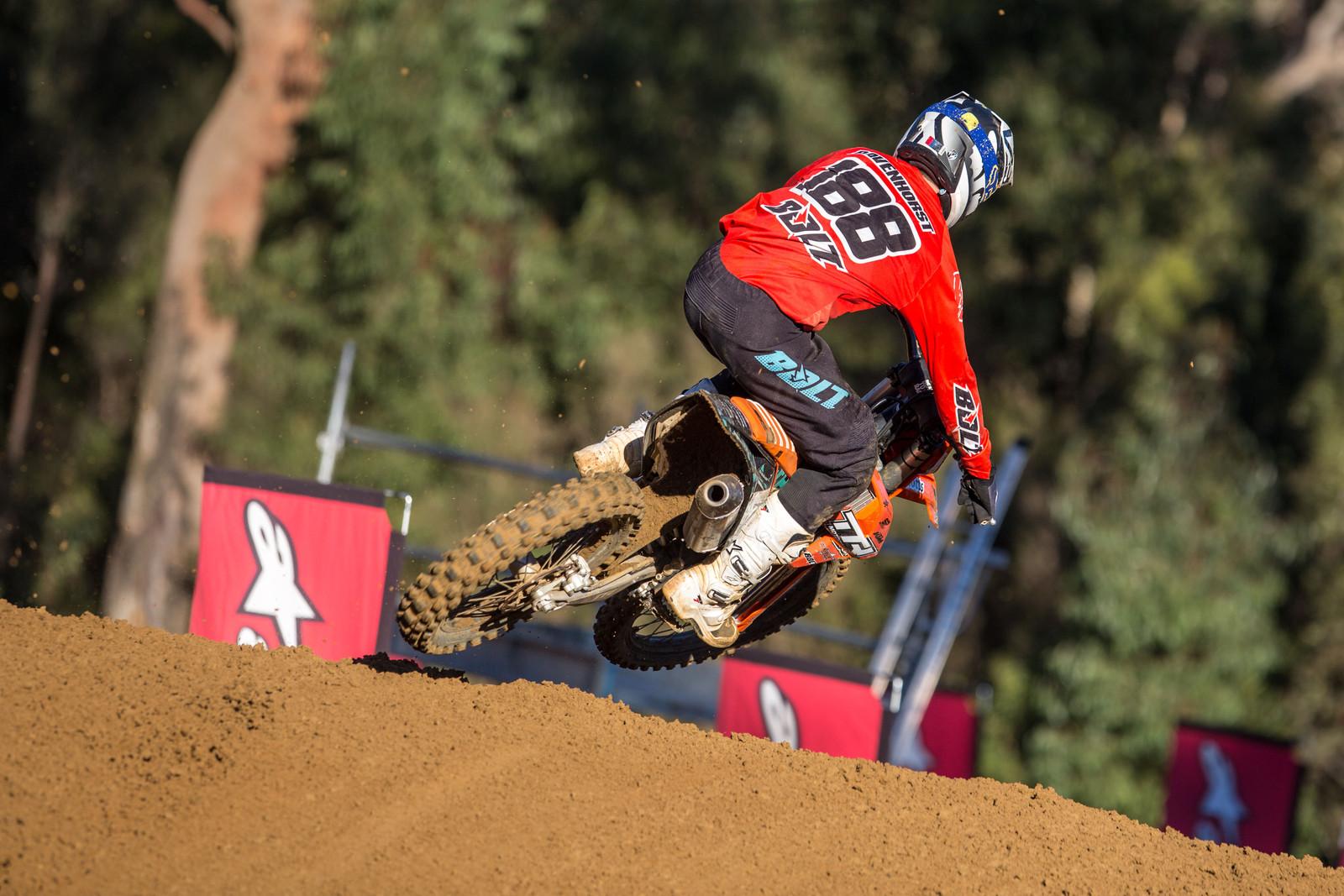 Tom Ravenhorst - Australian Motul MX Championships: Round 6, Nowra - Motocross Pictures - Vital MX