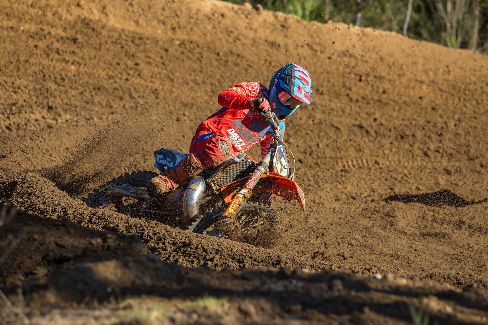 Jayden Rykers - Australian Motul MX Championships: Round 6, Nowra - Motocross Pictures - Vital MX