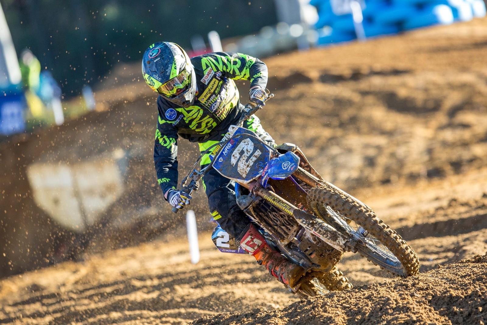 Wilson Todd - Australian Motul MX Championships: Round 6, Nowra - Motocross Pictures - Vital MX