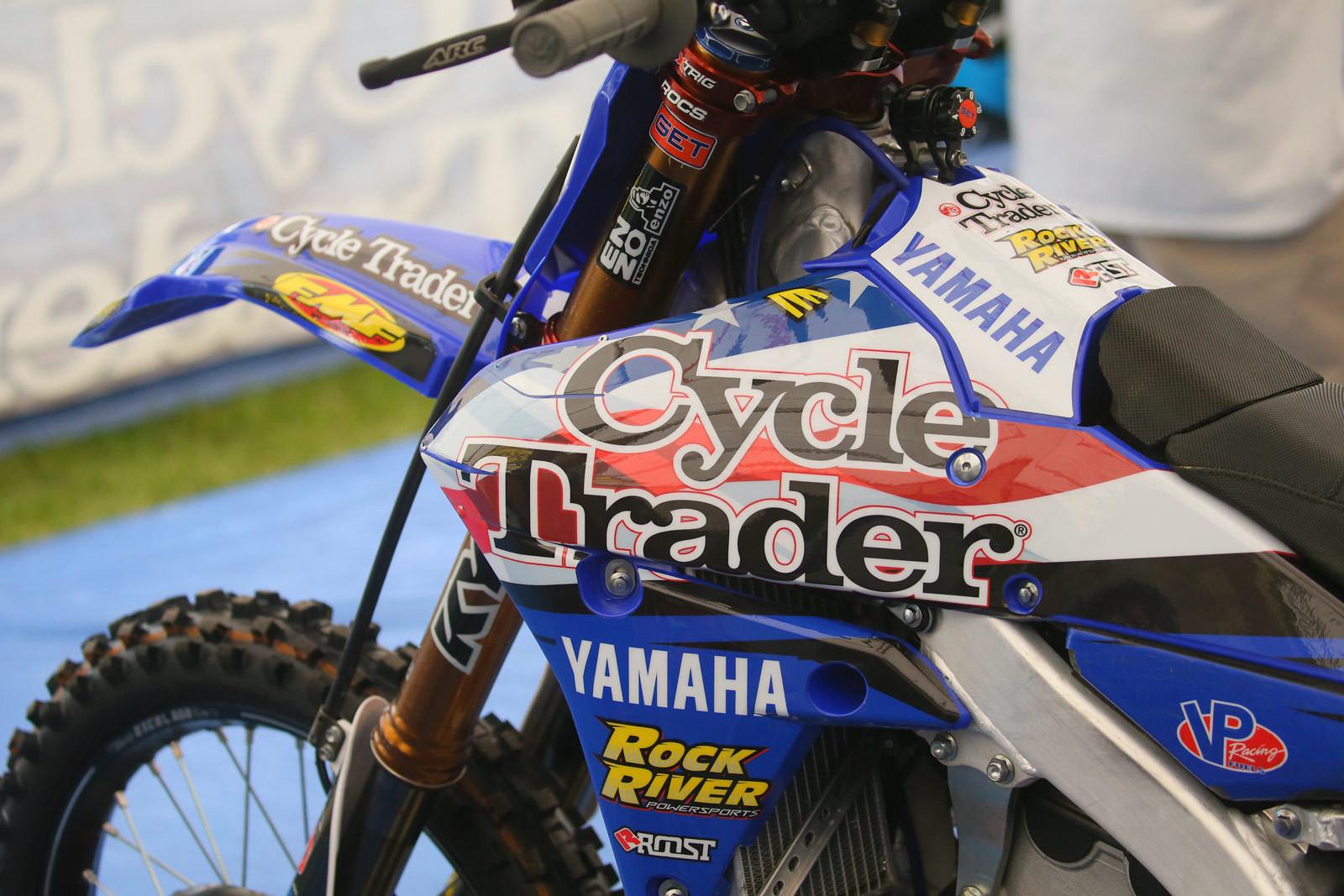 CycleTrader.com/Rock River/Yamaha - Vital MX Pit Bits: RedBud - Motocross Pictures - Vital MX