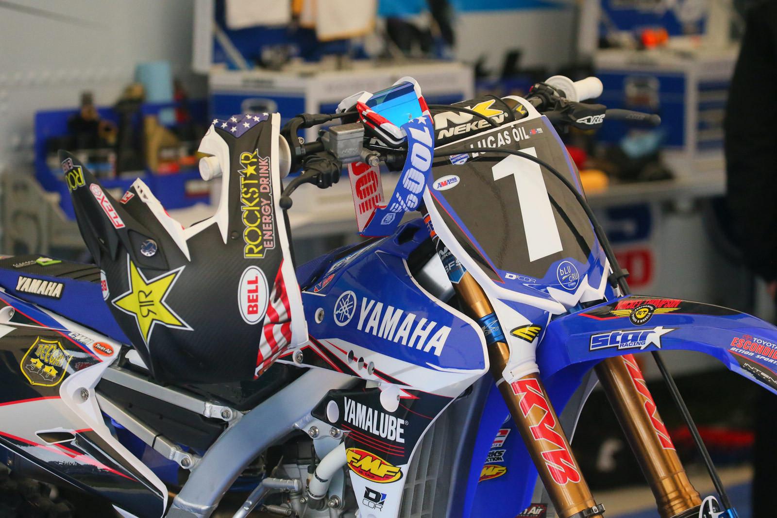 Helmets - Vital MX Pit Bits: RedBud - Motocross Pictures - Vital MX