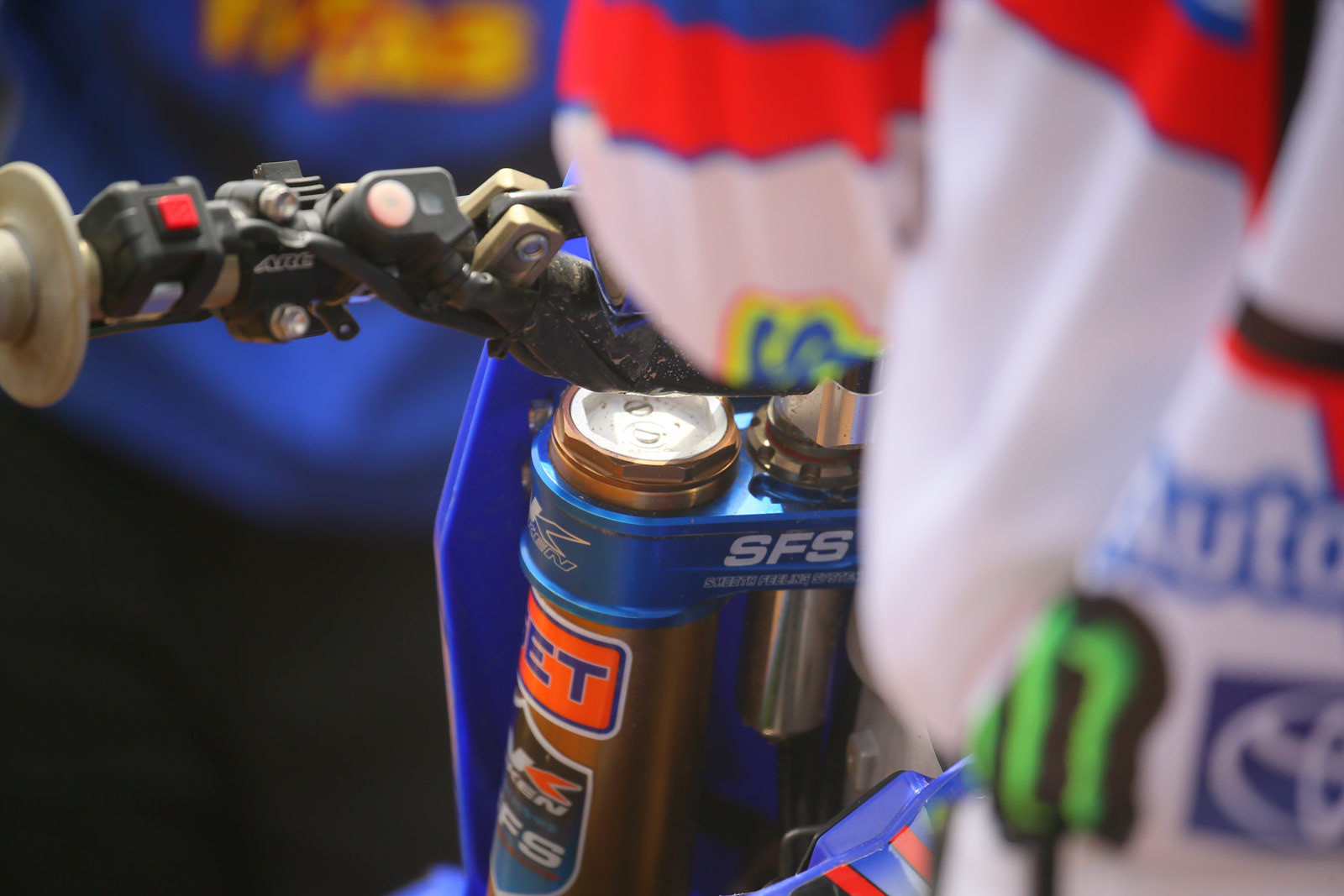 AutoTrader.com/Toyota/Monster/Yamaha - Vital MX Pit Bits: RedBud - Motocross Pictures - Vital MX