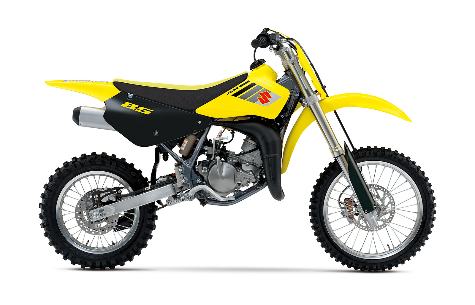 2017 Suzuki RM85 - First Look: 2017 Suzuki RM, RM-Z, and RMX Models - Motocross Pictures - Vital MX