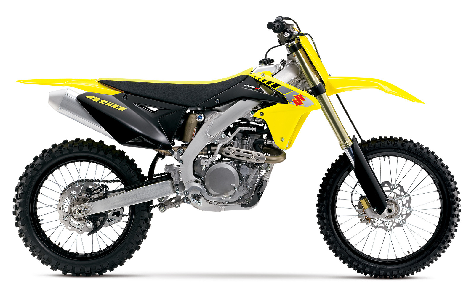 2017 Suzuki RM-Z450 - First Look: 2017 Suzuki RM, RM-Z, and RMX Models - Motocross Pictures - Vital MX