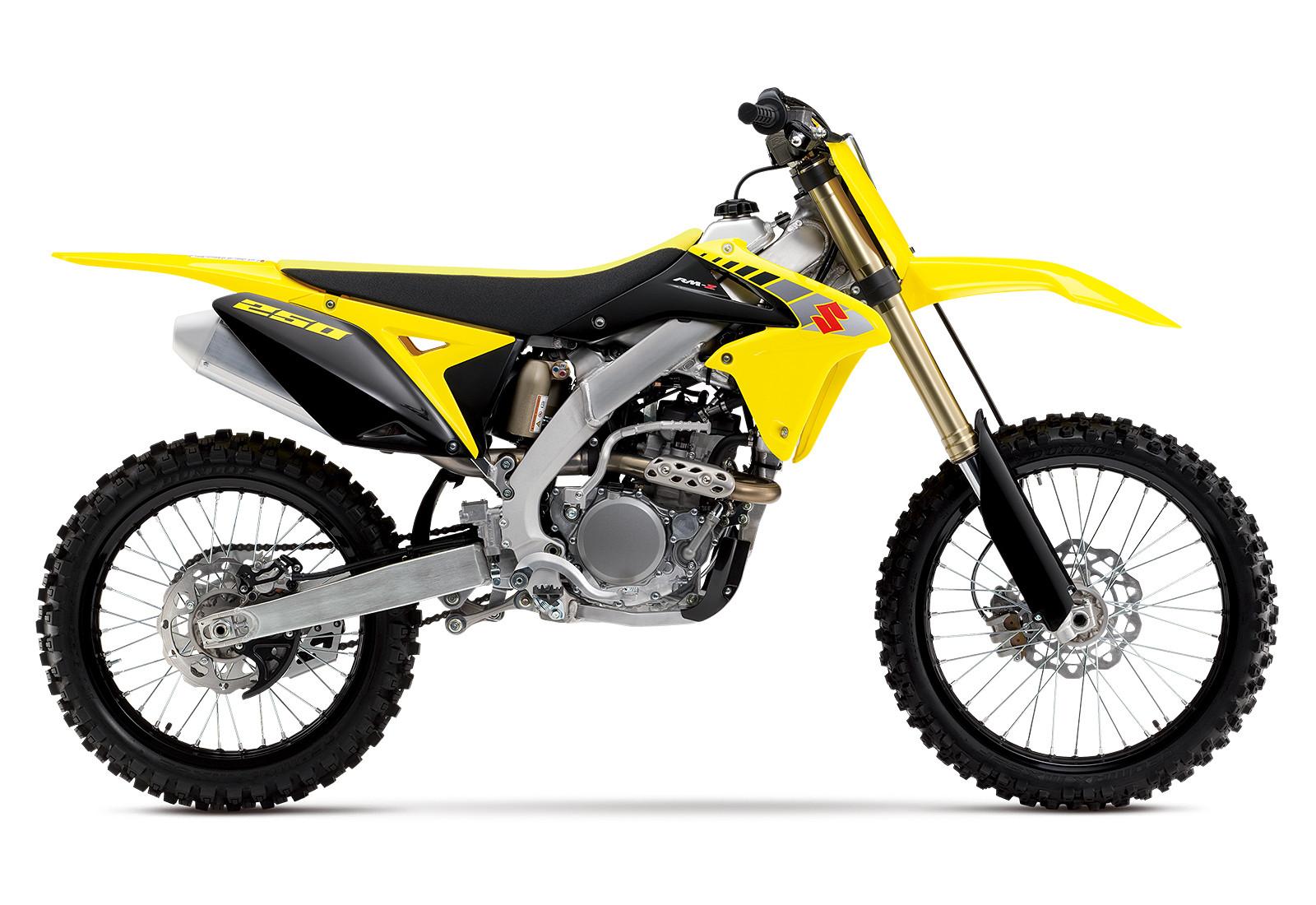2017 Suzuki RM-Z250 - First Look: 2017 Suzuki RM, RM-Z, and RMX Models - Motocross Pictures - Vital MX