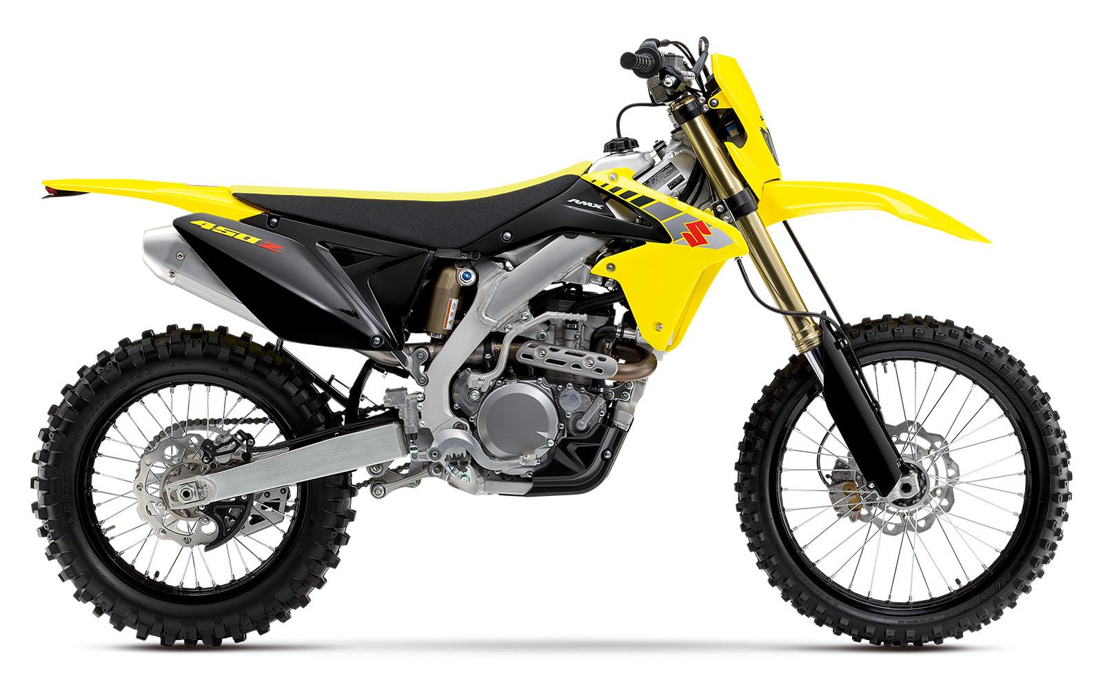 2017 Suzuki RMX450Z - First Look: 2017 Suzuki RM, RM-Z, and RMX Models - Motocross Pictures - Vital MX