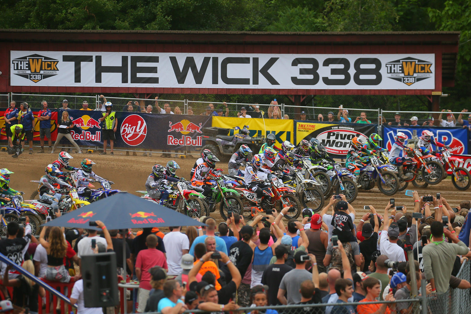 Photo Blast from Southwick. Yeah! The Wick is back! - Photo Blast: Southwick - Motocross Pictures - Vital MX