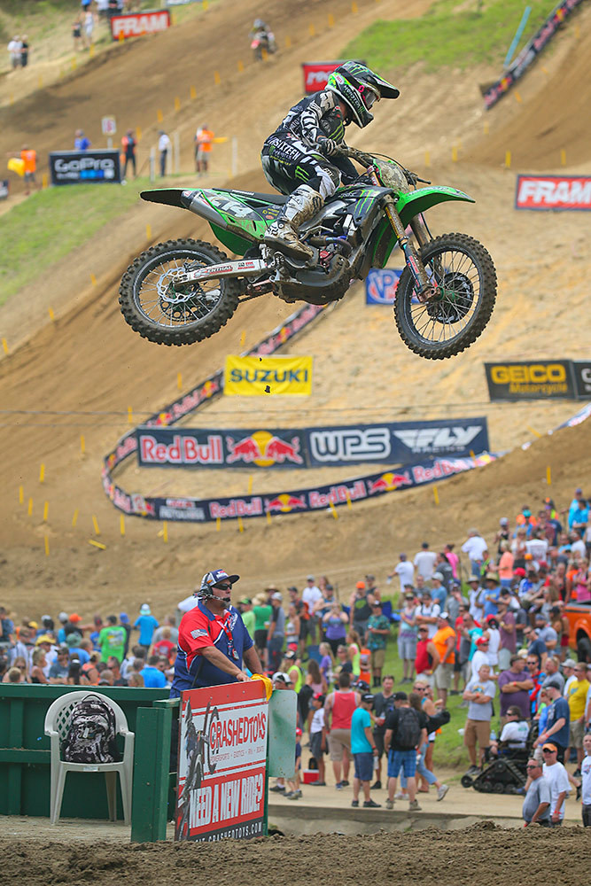 Austin Forkner - Photo Blast: Spring Creek - Motocross Pictures - Vital MX