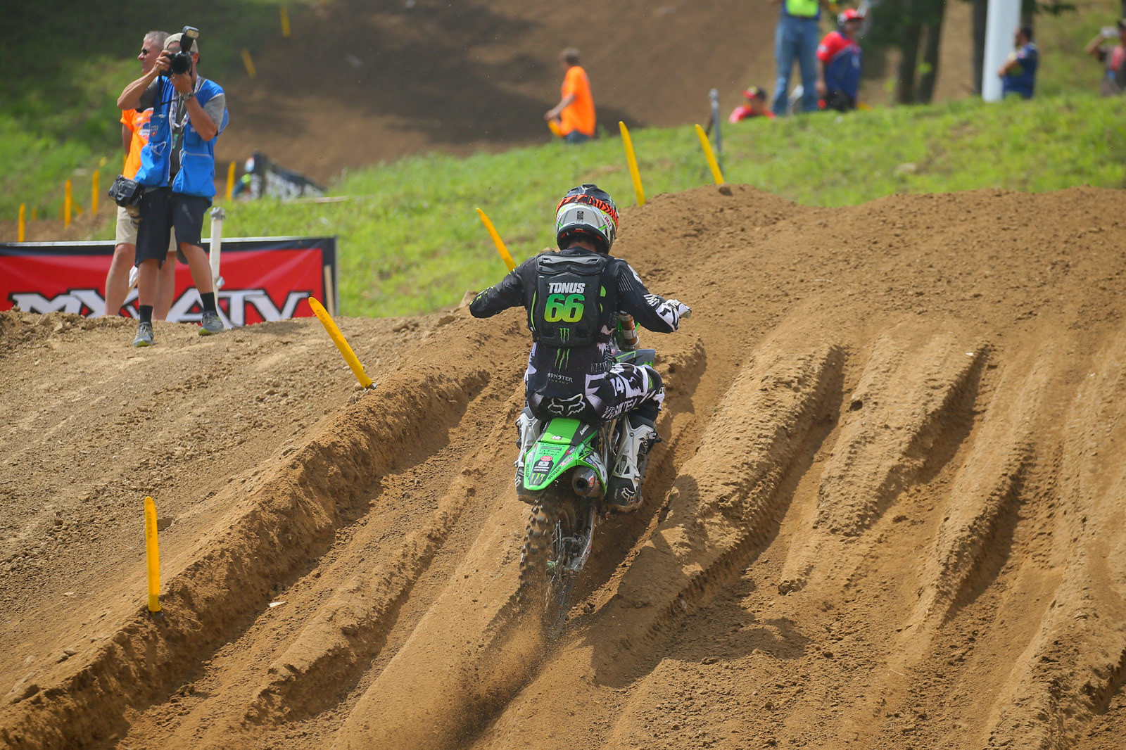 Arnaud Tonus - Photo Blast: Spring Creek - Motocross Pictures - Vital MX