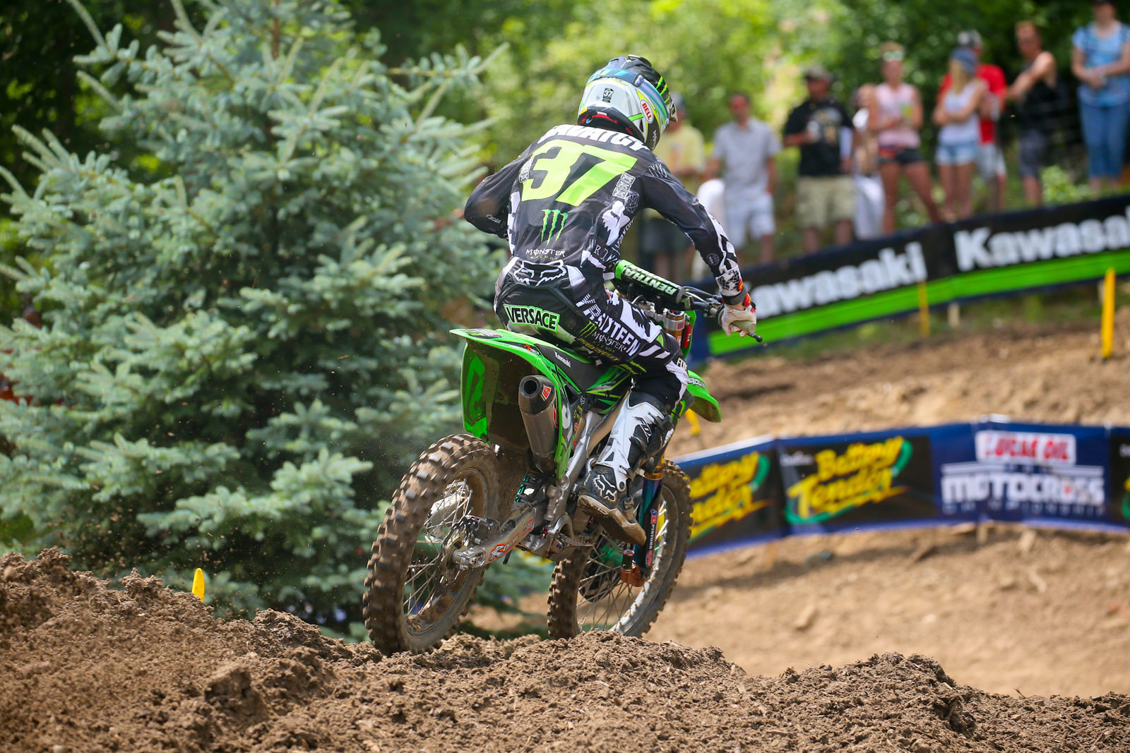Joey Savatgy - Photo Blast: Spring Creek - Motocross Pictures - Vital MX