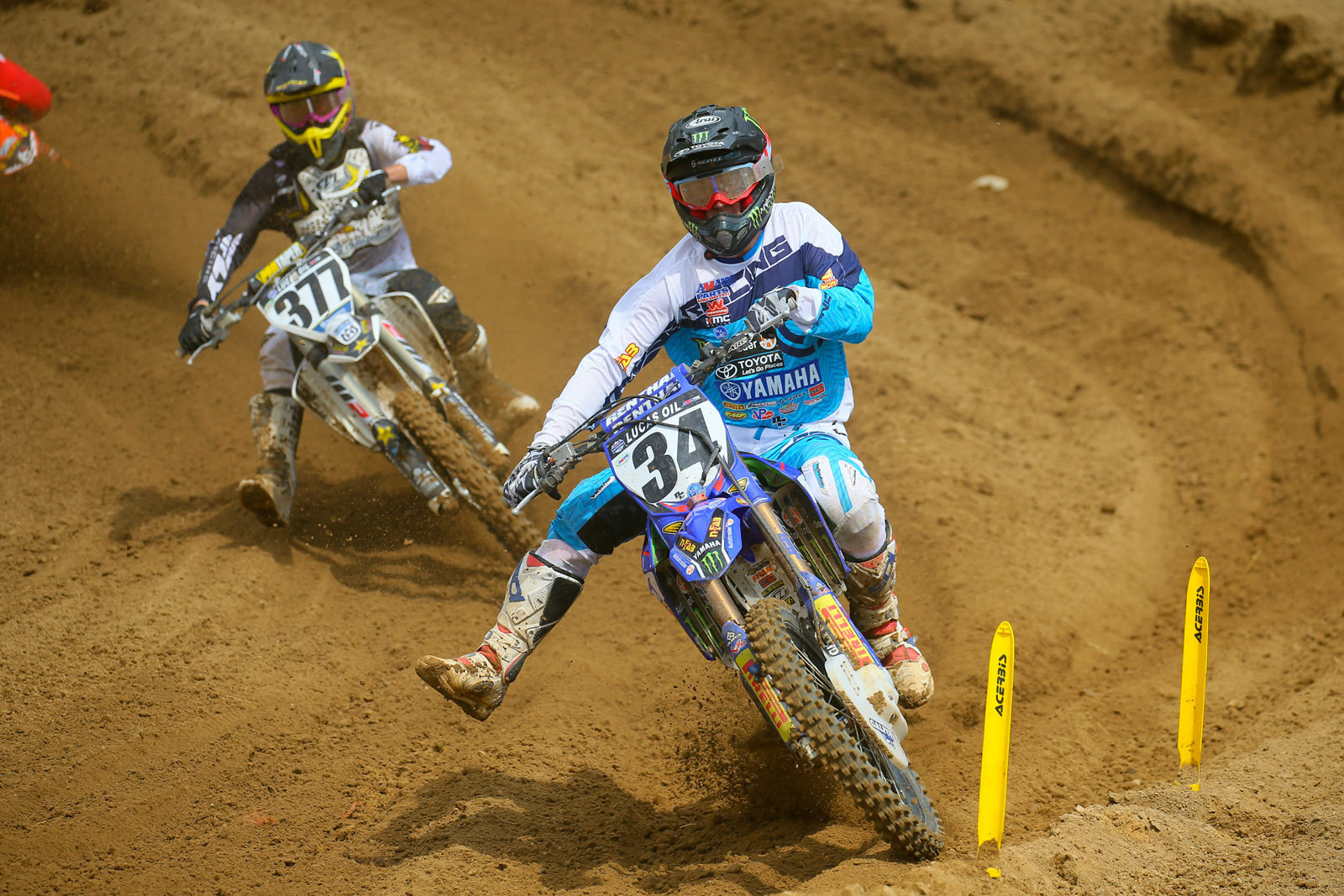 Phil Nicoletti and Christophe Pourcel - Photo Blast: Spring Creek - Motocross Pictures - Vital MX