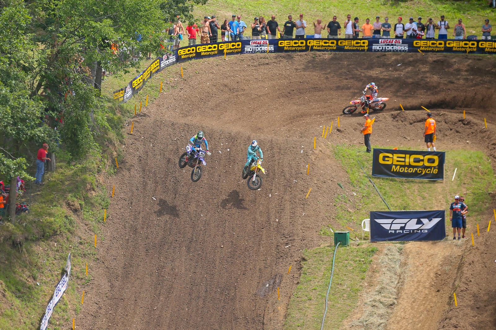 Justin Barcia and Ken Roczen - Photo Blast: Spring Creek - Motocross Pictures - Vital MX