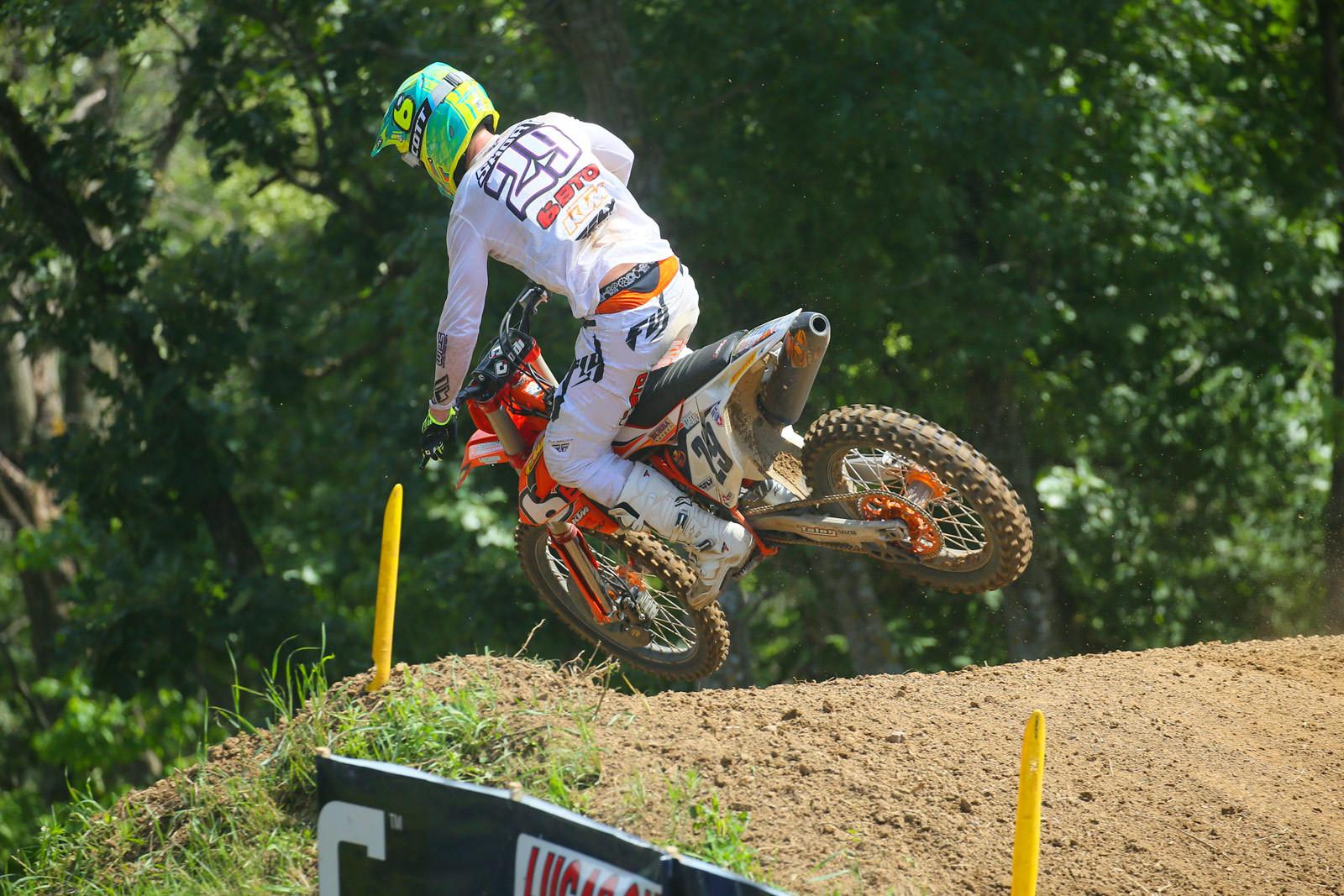 Andrew Short - Photo Blast: Spring Creek - Motocross Pictures - Vital MX