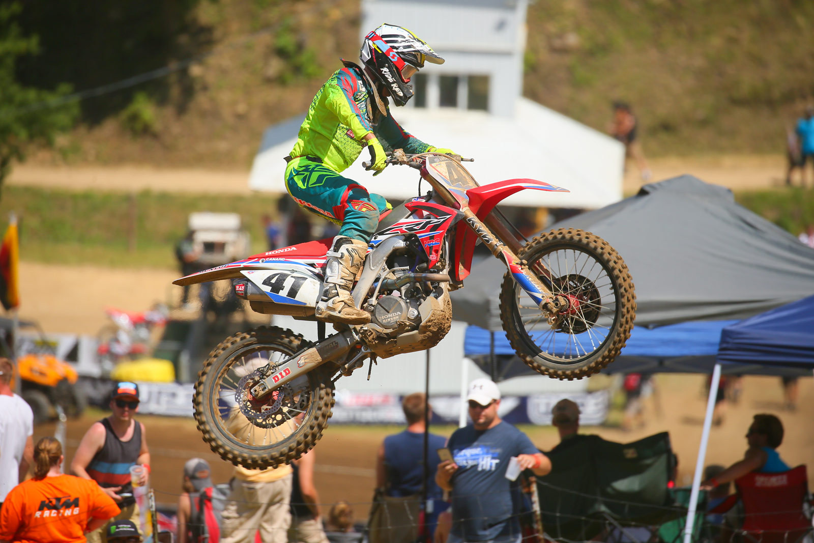 Trey Canard - Photo Blast: Spring Creek - Motocross Pictures - Vital MX