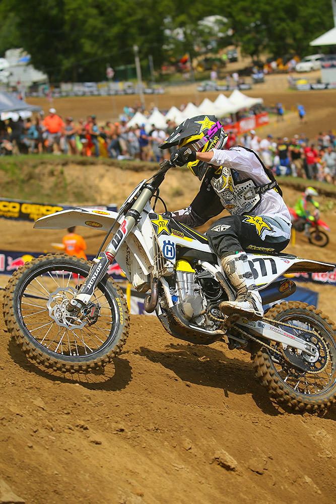 Christophe Pourcel - Photo Blast: Spring Creek - Motocross Pictures - Vital MX