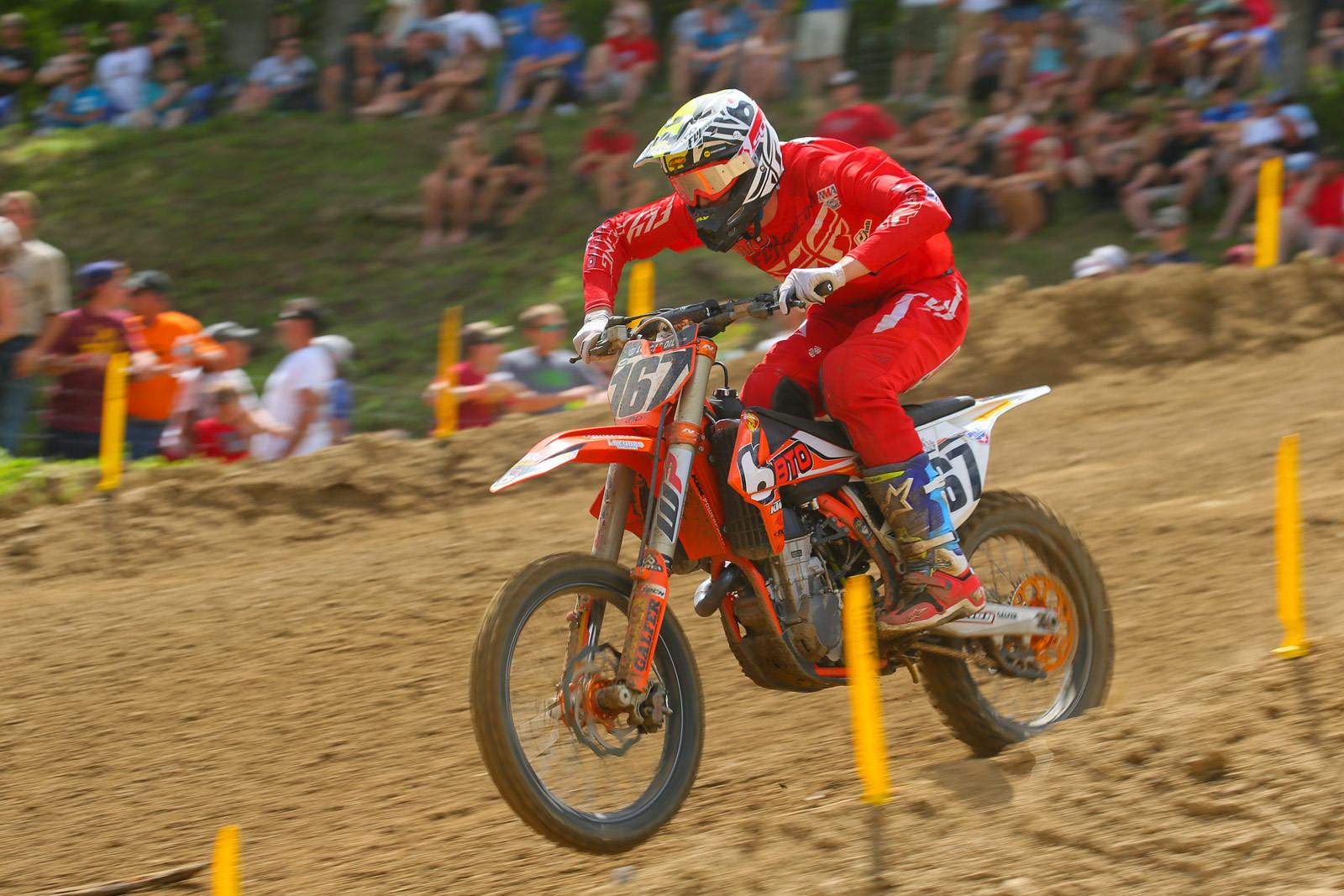Benny Bloss - Photo Blast: Spring Creek - Motocross Pictures - Vital MX