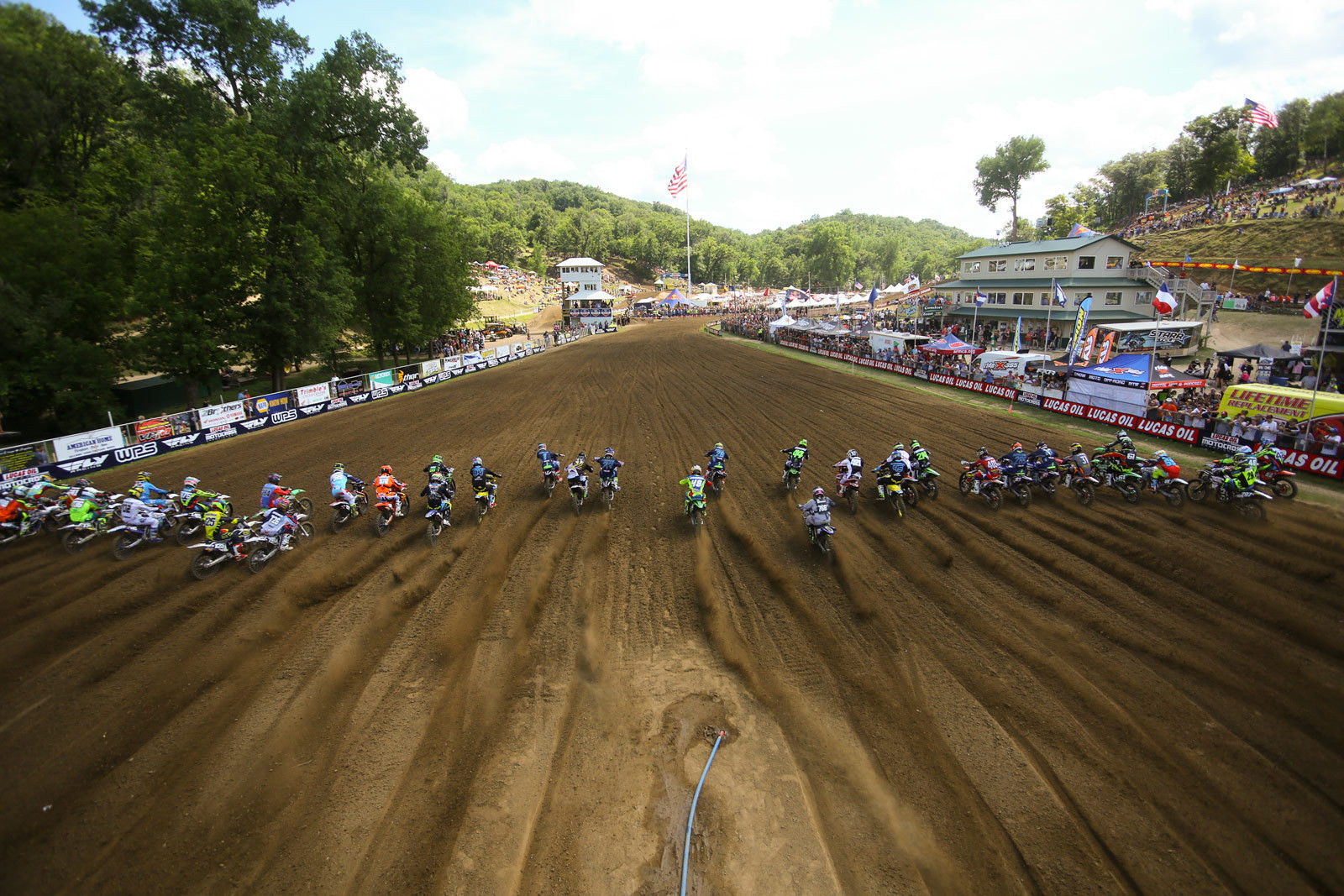 250 moto two start - Photo Blast: Spring Creek - Motocross Pictures - Vital MX
