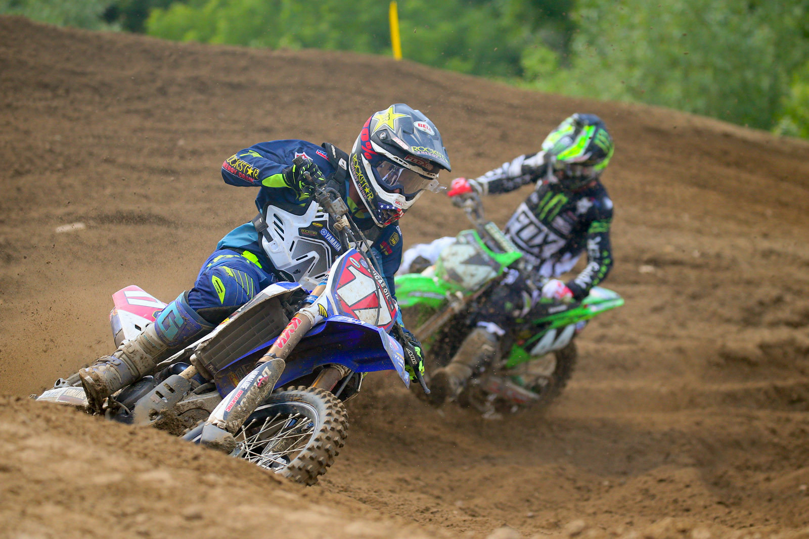 Cooper Webb and Adam Cianciarulo - Photo Blast: Spring Creek - Motocross Pictures - Vital MX
