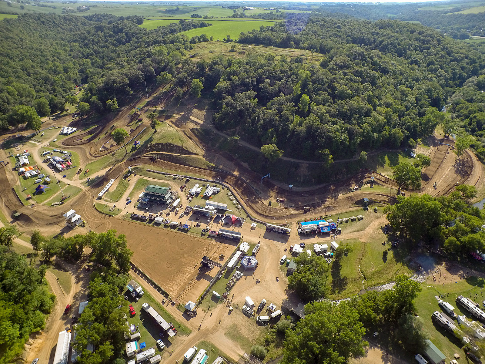 Spring Creek - Vital MX Pit Bits: Spring Creek - Motocross Pictures - Vital MX