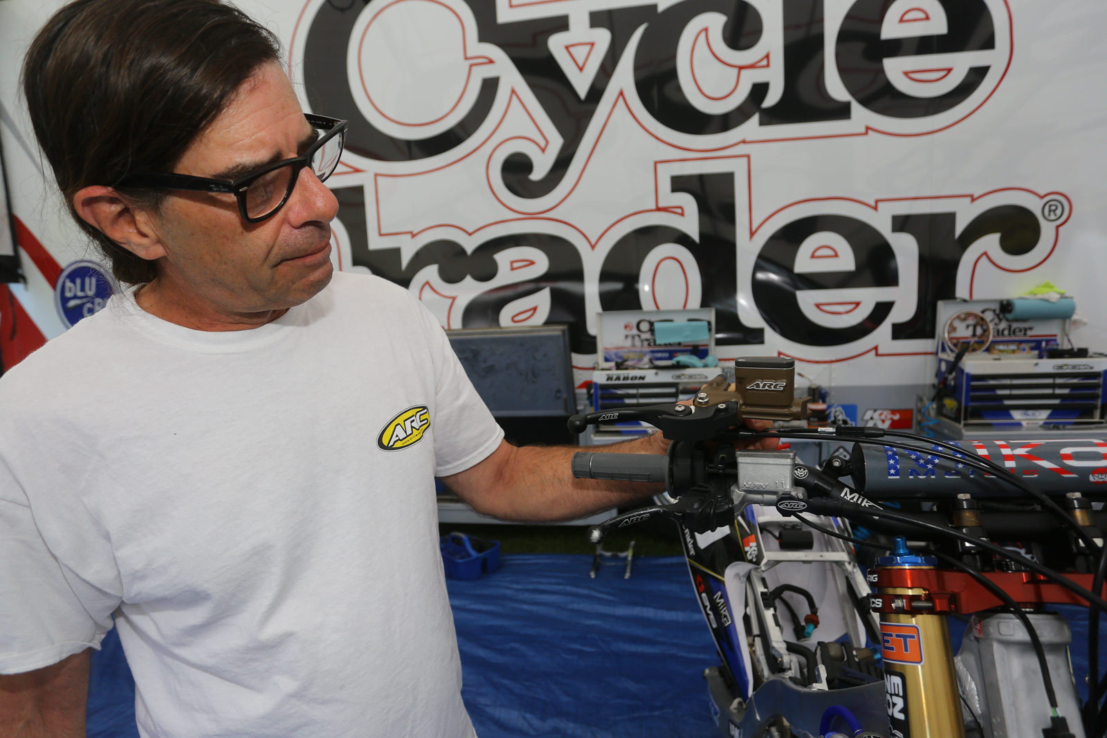 Bob Barnett - Vital MX Pit Bits: Spring Creek - Motocross Pictures - Vital MX