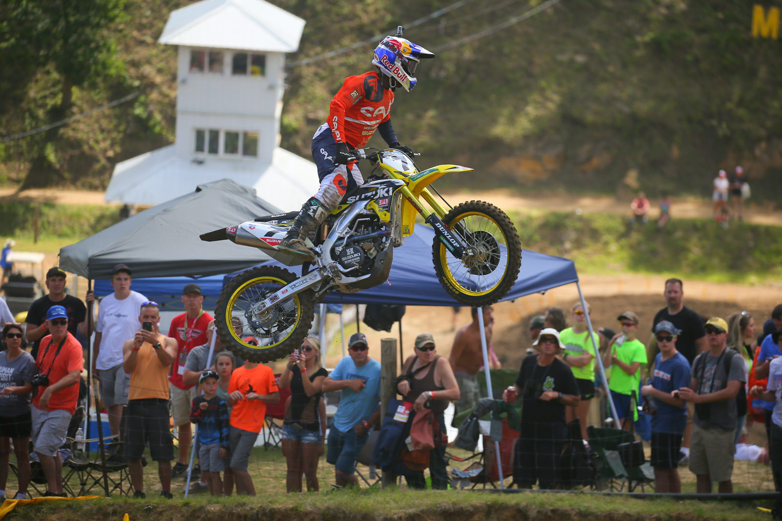 James Stewart - Vital MX Pit Bits: Spring Creek - Motocross Pictures - Vital MX